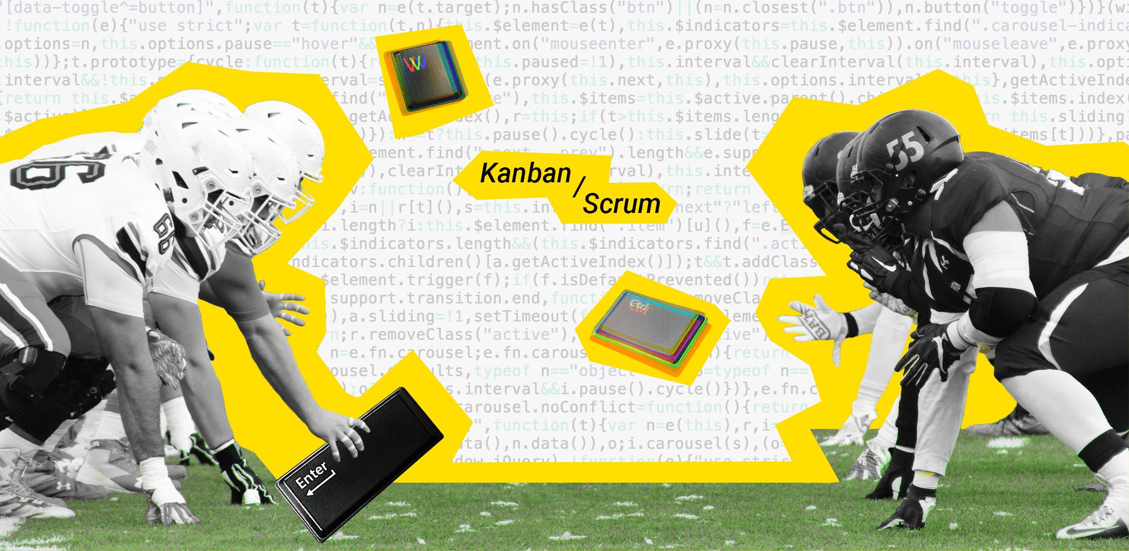 Agile: Scrum або Kanban — Блог Admixer Academy